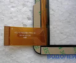 Wexler TAB A744 емкостной тачскрин (сенсор)