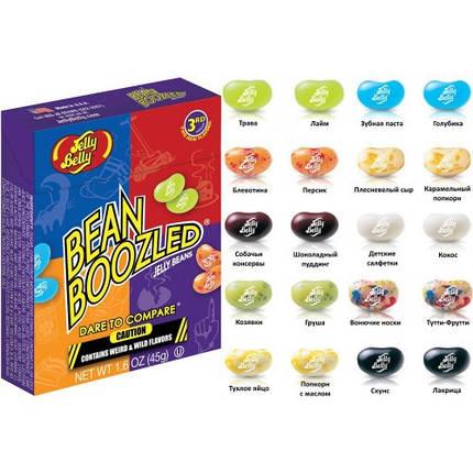 Бобы Jelly Belly Bean Boozled 45гр (картон), фото 2