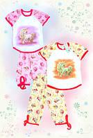 Пижама детская весна лето, фото 1
