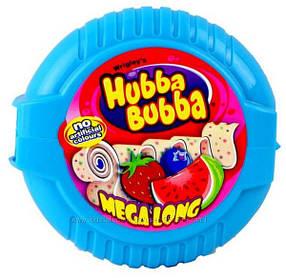 Жевательная резинка Hubba Bubba Megalong