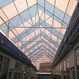 Шифер прозрачный Волнопласт (Италия), фото 6