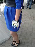 Браслет-цветок на руку для дружки, фото 5