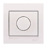 Диммер 800Вт Lezard DERIY белый (арт. 702-0202-115)
