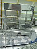 Холодильный стол с надстройкой, фото 2
