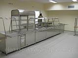 Холодильный стол с надстройкой, фото 3