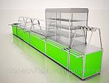 Холодильный стол с надстройкой, фото 5