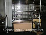 Холодильный шкаф для салатов, фото 4