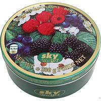 Леденцы Sky Candy лесные ягоды, 200гр