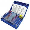 Тестер для бассейна таблеточный для определения уровня рH и хлора
