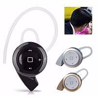 ГАРНИТУРА WLE176, музыка 2 уха/ на 2 телефона Наушники Bluetooth беспроводные