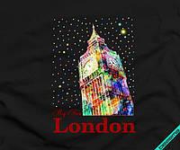 Аплпикации на юбки London big Ben