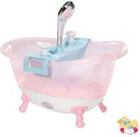 Интерактивная Ванночка с Душем для куклы Baby Born 2016 Zapf Creation 822258