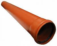 Труба канализационная наружная ARMAKAN ПВХ 110х3,2 мм x 1 м Арт.(ATZ01)