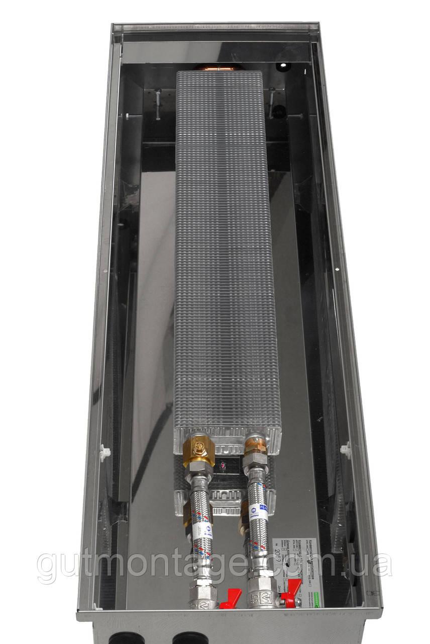 Конвектор внутрипольный: КПЕ 306.1250.125/85