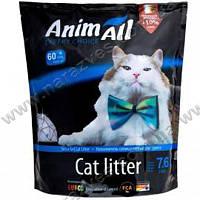 Силикагелевый наполнитель для кошачьего туалета AnimAll 7,6л.