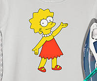 Термопечать для бизнеса на одежду для беременных Лиза [7 размеров в ассортименте]