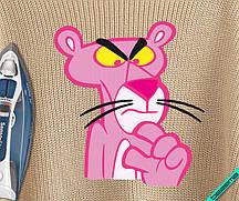 Картинки на текстиль для дома Розовая Пантера [7 размеров в ассортименте]