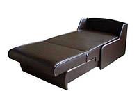 Перетяжка и ремонт кресел-кроватей без подлокотников