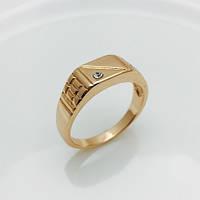 Мужское кольцо, размер 17, 18, 19, 20, 21, 22