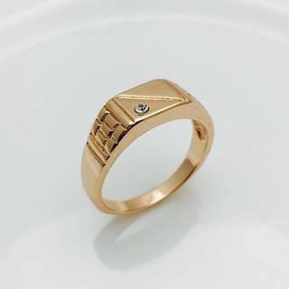 Мужское кольцо, размер 16, 17