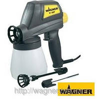 Электрические краскопульты для дома Wagner W180 SET