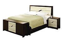 Кровать Доминика 140 950х1440х2040мм  без каркаса Мастер Форм