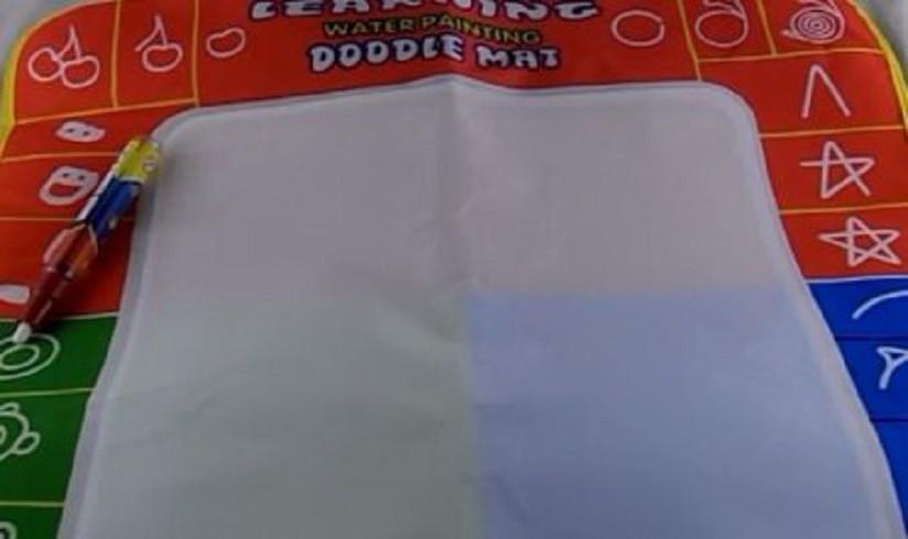 """Коврик для рисования водой """"Doodle mat"""""""