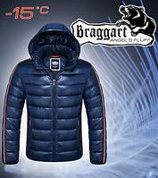 Пуховик мужской зимний Braggart