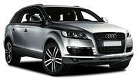 Кенгурятники, дуги Audi Q7 (2007-2015)