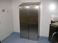 Шкаф из нержавейки для общепита, фото 1