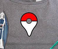 Наклейка на ткань Pokemon [7 размеров в ассортименте]