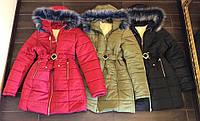Зимнее пальто куртка Аляска