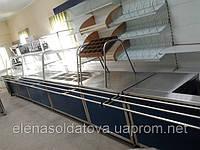 Линия раздачи питания для столовых, фото 1