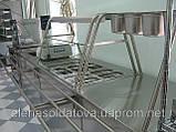 Линия раздачи питания для столовых, фото 3
