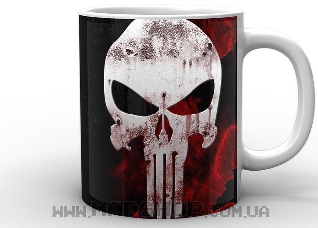 Кружки Каратель Punisher