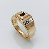 Мужская печатка кольцо, размер 19, 20