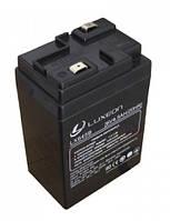 Аккумуляторная батарея LUXEON LX645В 6V 4,5Ah