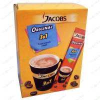 Кофе растворимый Jacobs 3в1 Original 24 пак (Якобс)