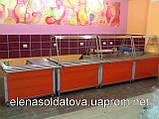 Линия раздачи питания для столовых, фото 2