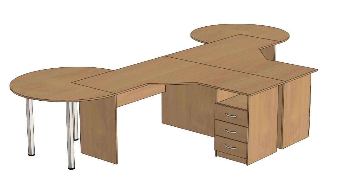 Столы для кабинета переговоров