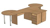Столы в переговорную (комплект)