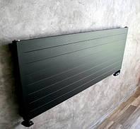 Горизонтальный радиатор Nova 420*1200, Black , фото 1