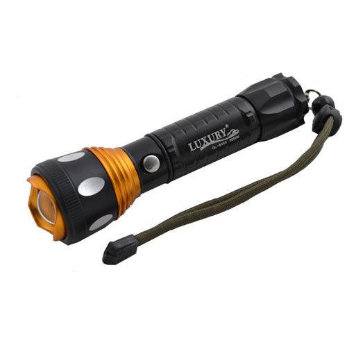 Фонарь Police 12v 8055-XPE Zoom USB Power Bank