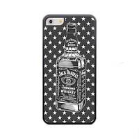 Чехол для iPhone 5/5S Jack Daniel's - серый