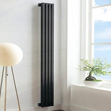 RADOX Дизайн-радіатор Vertica D 1800*265, Black