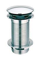 Донный клапан (клик-клак удлиненный) CWU60-CB Хром...