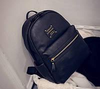 Стильный черный городской рюкзак Николь