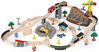 Детская железная дорога KidKraft Строительство в горах (17805)