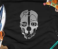 Наклейка на ткань Dishonored [7 размеров в ассортименте]