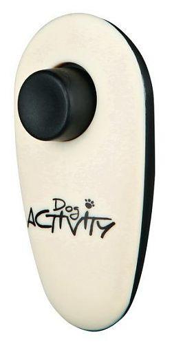 """Брелок-кликер для дрессировки собак Trixie """"Dog Activity Finger Clicker"""""""